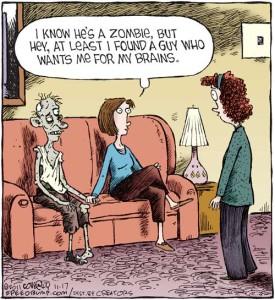 Zombie-Boyfriend